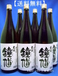 本格むぎ焼酎 豊後 鐘馗(ぶんごしょうき) 20度 1800ml瓶 1ケース(6本) 鹿児島県 若松酒造