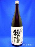 本格むぎ焼酎 豊後 鐘馗(ぶんごしょうき) 20度 1800ml瓶 鹿児島県いちき串木野市 若松酒造