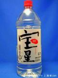 焼酎甲類 宝星焼酎(タカラボシ) ソフト20度 2700mlペット 鹿児島県鹿児島市 本坊酒造