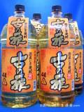 本格熟成麦焼酎 古の扉(いにしえのとびら) 25度 4000mlペット 1ケース(4本入り) 福岡県 篠崎