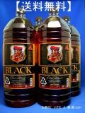 ニッカウイスキー ブラックニッカクリアブレンド 4000ml 1ケース(4本) アサヒビール