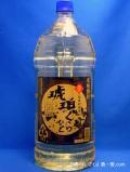 樫樽熟成貯蔵 本格麦焼酎 琥珀蔵人(こはくくらびと) 25度 4000ml(4L) 若松酒造