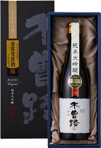 純米大吟醸山田錦金賞受賞酒