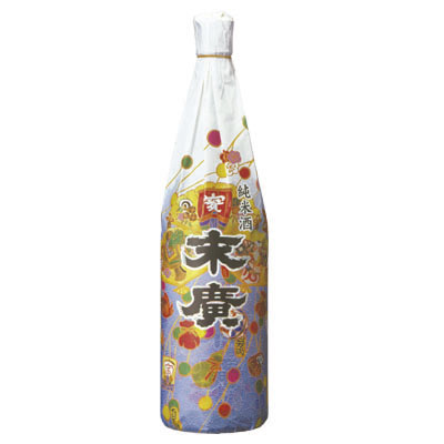 純米酒 祝い酒末廣 1.8L