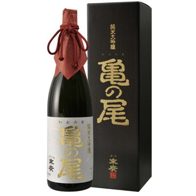 純米大吟醸 亀の尾 1.8L