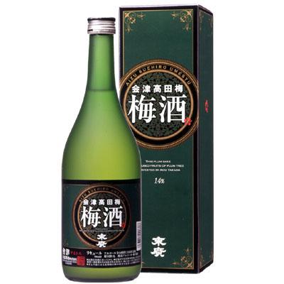 末廣 会津高田梅酒 720ml