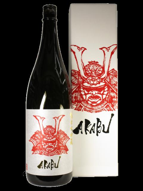 【日本酒】AKABU 純米大吟醸 吟ぎんが40