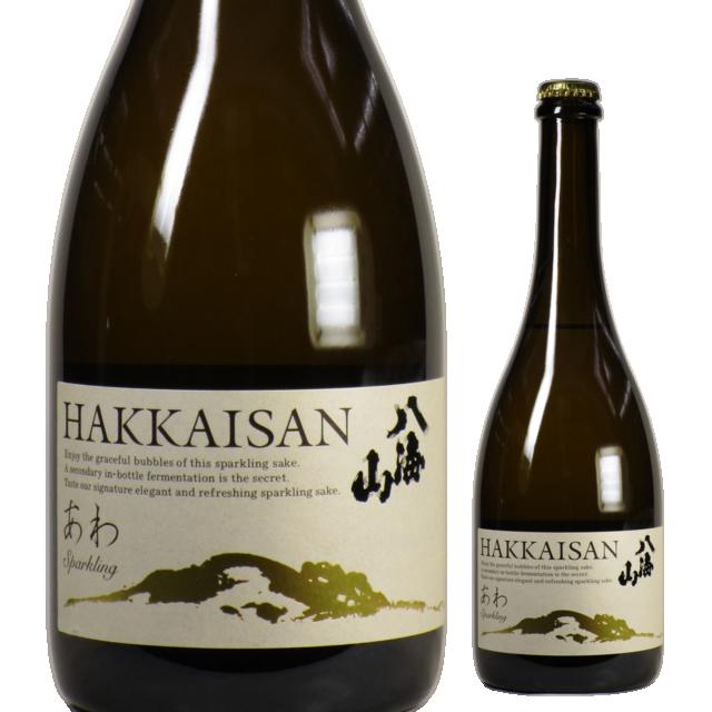【日本酒】八海山 あわ Sparkling 瓶内二次発酵酒
