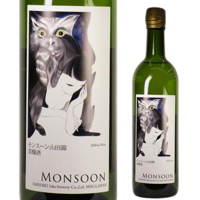 【日本酒】笑四季 モンスーン 燗酒天国山田錦2015 貴醸酒