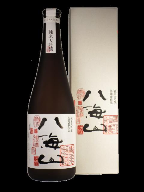 【日本酒】八海山 純米大吟醸浩和蔵