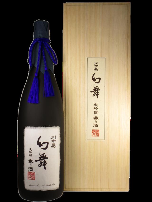 【日本酒】川中島 幻舞 大吟醸 香り酒【限定品】