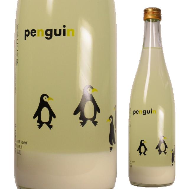 【日本酒】両関 純米にごり酒 penguin【限定酒】