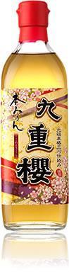 元祖三河仕込み 本みりん 九重櫻(ここのえさくら) 500ml瓶