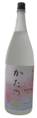 純米吟醸かたの桜1800ml