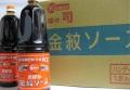 金紋(きんもん)ソース お好み焼きソース 1800mlペット 株式会社金紋ソース本舗