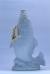 """神戸・灘 櫻正宗(さくらまさむね) 瀧鯉(たきのこい) 純米吟醸 """"出世鯉"""" 1000ml瓶 特製陶器"""