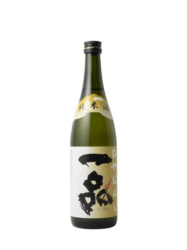 一品 純米酒 ひやおろし 720ml 【茨城】