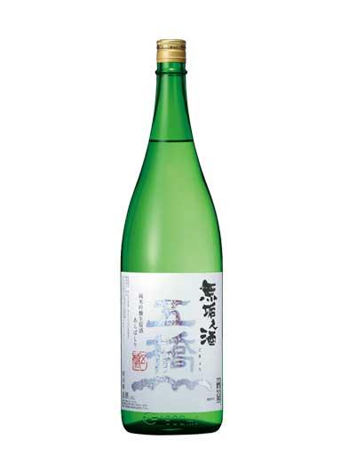 五橋 純米吟醸生原酒 しぼりたて 無垢之酒 1800ml 【山口】