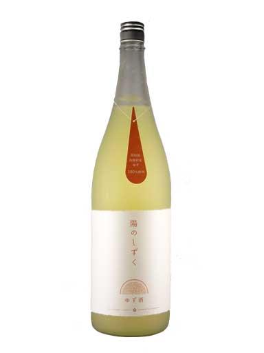 宮寒梅 陽のしずく ~ゆず酒~ 720ml 【宮城】
