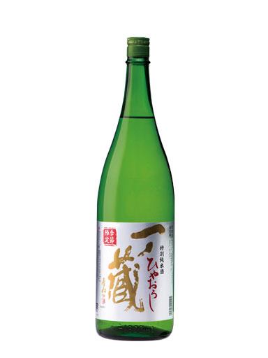 一ノ蔵 特別純米酒 ひやおろし 1800ml 【宮城】