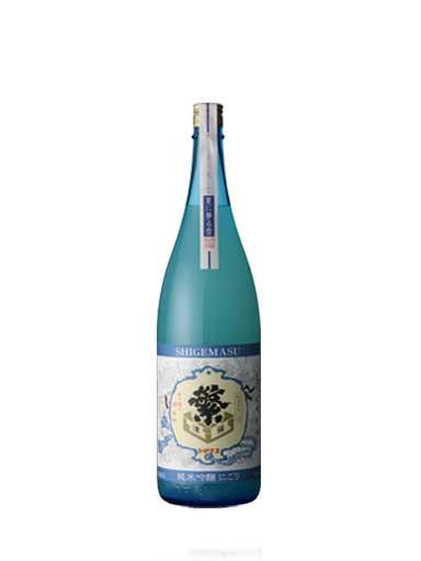 繁枡 夏に夢る雪 純米大吟醸にごり 720ml【季節限定品】