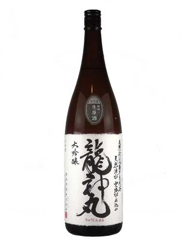 2021年 龍神丸 大吟醸 生原酒 1800ml【数量限定】輸送箱代込