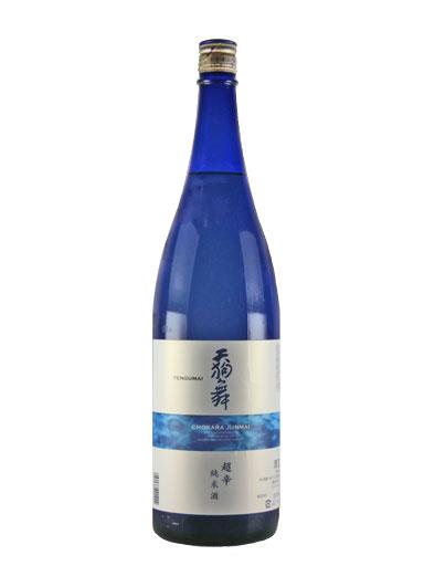 天狗舞 超辛 限定純米酒 1800ml 【石川】