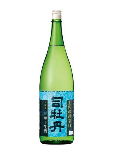 司牡丹 土佐の超辛口 零下辛口 1800ml 【高知】