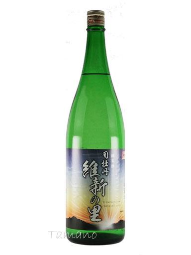 司牡丹 維新の里 純米酒 1800ml 【高知】