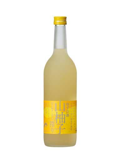 [司牡丹]山柚子搾り~ゆずの酒~ 720ml