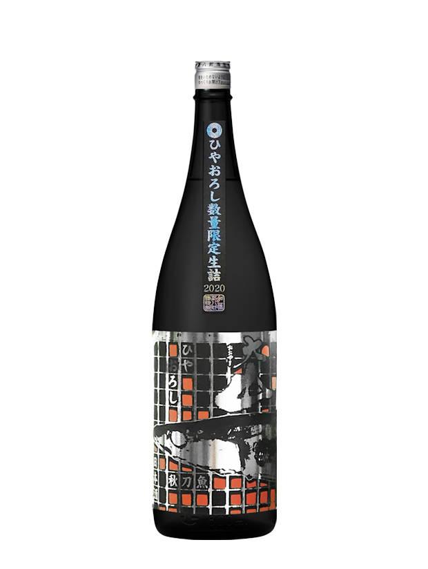 大山 特別純米 ひやおろし 秋刀魚 1800ml 【山形】