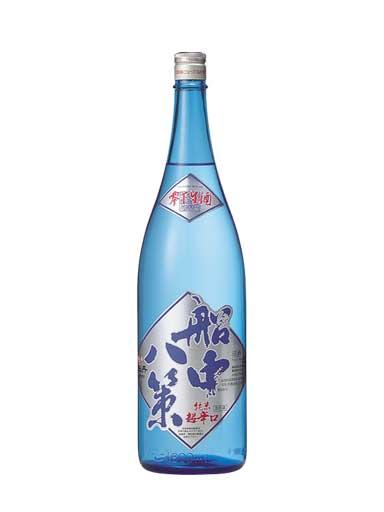 司牡丹 船中八策 零下生酒 純米 1800ml 【高知】