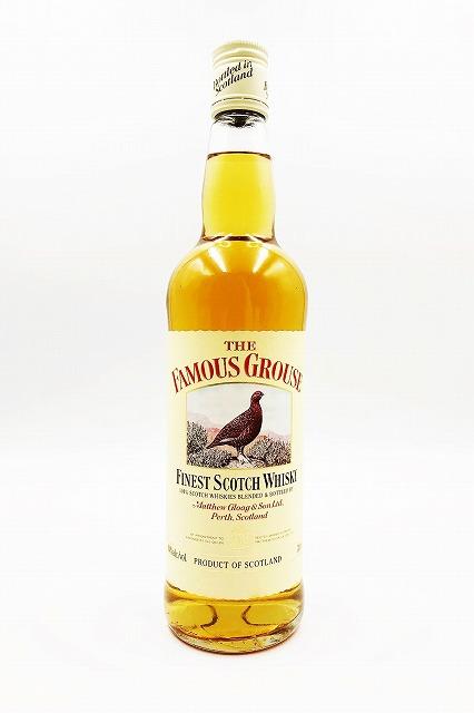 フェイマス グラウス旧ボトル 700ml 40度
