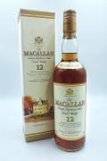 マッカラン12年旧ボトル 750ml 43度