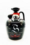 スプリングバンク12年陶器ボトル 750ml 43度
