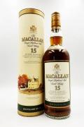 マッカラン15年旧ボトル 1985 750ml 43度
