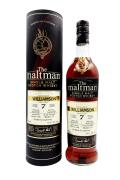 ウィリアムソン ラフロイグ 2002  7年 モルトマン