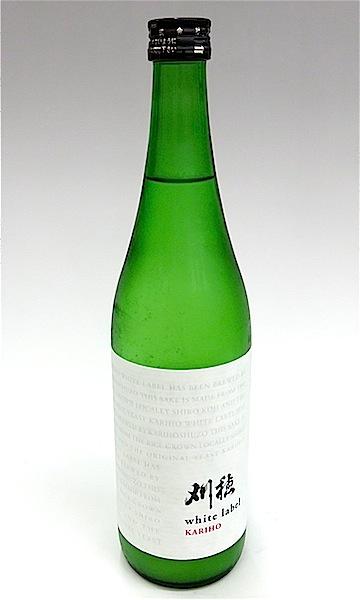 刈穂 ホワイトラベル 720-1