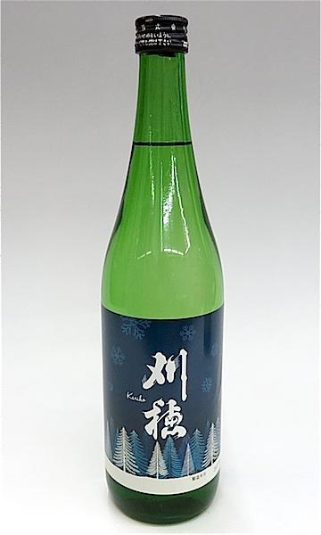 刈穂 シルキースノー 720-1