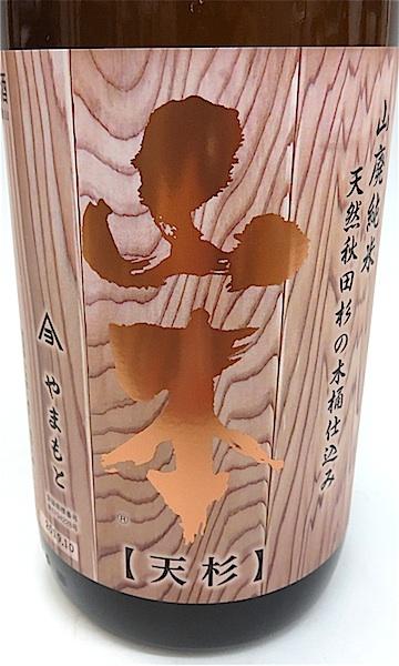山本 天杉 1800-1