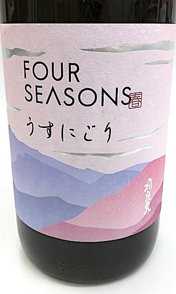 飛良泉 FOUR SEASONS 春 720-1