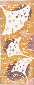 元気がもらえる日本の伝統工芸!鮮やかな手拭い~にじゆら~ 秋 いちょう |ふんどし 褌の通販なら ふんどし手拭い専門店 さくらい