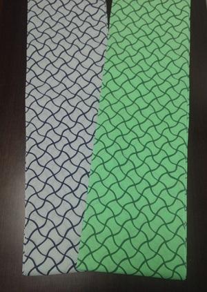 染めの技術で発色感が出ている〜丸太セレクション〜2017年新柄〜 六尺半幅 分銅つなぎ(特岡生地)|ふんどし 褌の通販なら さくらい