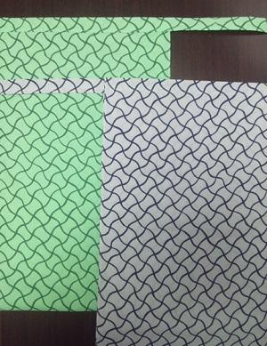染めの技術で発色感が出ている〜丸太セレクション〜2017年新柄〜越中 分銅つなぎ(特岡生地)|ふんどし 褌の通販なら さくらい
