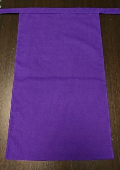 江戸の庶民が愛した色〜武蔵野木綿で肌触りも柔らか〜丸太セレクション〜越中 江戸紫(武蔵野木綿)|ふんどし 褌の通販なら さくらい
