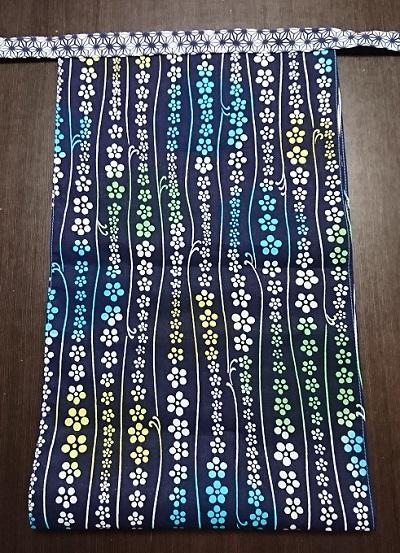 宇宙を感じる花の色合いが可愛い~限定5枚~丸太セレクション~越中 銀河の花道(徳岡生地)|ふんどし 褌の通販なら さくらい