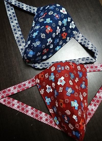 粋なお祭り柄~かわいいデザインで赤と紺があります~丸太セレクション 黒猫 五月東京祭り |ふんどし 褌の通販なら さくらい