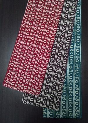江戸時代の流行柄で粋に見せる〜丸太セレクション〜六尺半幅 かまわぬ (特岡生地)|ふんどし 褌の通販なら さくらい