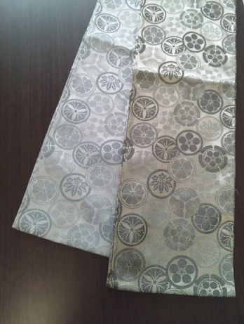 金と銀の輝く褌!〜丸太セレクション 六尺半幅 輝く家紋(綿50%ポリエステル50%)|ふんどし 褌の通販なら さくらい