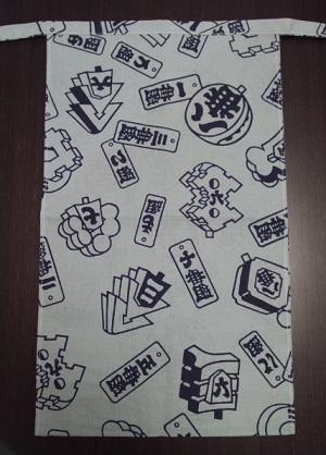 粋な江戸の歴史を刻む〜丸太セレクション〜 越中95 まとい(特岡生地)|ふんどし 褌の通販なら ふんどし手拭い専門店 さくらい